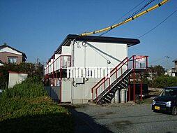 コーポ加藤(七宝)[2階]の外観