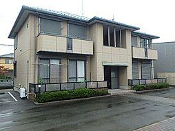 ポートストークC[1階]の外観
