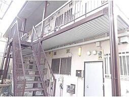 アパートメントめぐみ[2階]の外観
