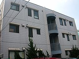 新川崎シティ−ハイツ[2階]の外観