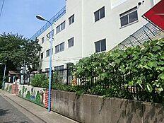 周辺環境:淀橋第四幼稚園
