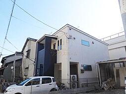 大阪府堺市堺区宿屋町東1丁の賃貸アパートの外観