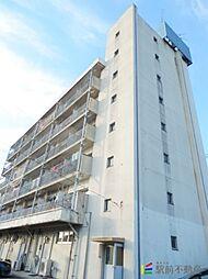 つるやマンション[6階]の外観