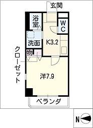KANEIマンション[3階]の間取り