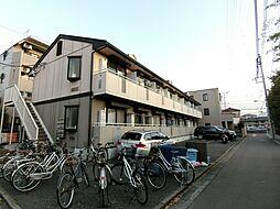 ロイヤルハイツII[1階]の外観