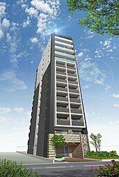 ファーストフィオーレ心斎橋イーストII[2階]の外観