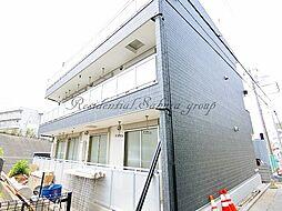 リブリ・湘南善行[3階]の外観