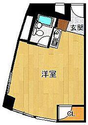 ブライトン甲子園[2階]の間取り