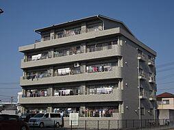 ロックガ−デン北棟[2階]の外観