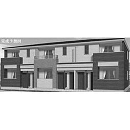 リエンダII[1階]の外観