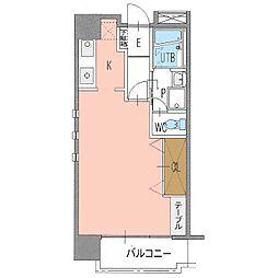 サン・グレート・ESAKA[2階]の間取り