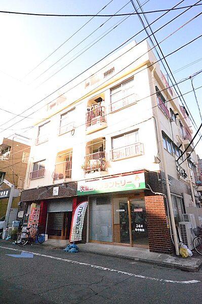 都築ビル 4階の賃貸【東京都 / 大田区】