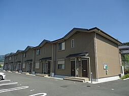 フレッツァ神戸山田A棟[2階]の外観