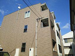 和歌山県和歌山市上町の賃貸アパートの外観