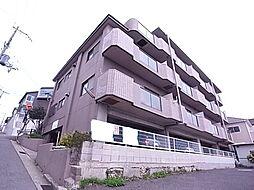 ハイネー霞ヶ丘[2階]の外観