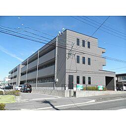 愛知県豊田市緑ケ丘5丁目の賃貸マンションの外観