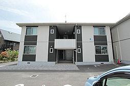 アルカサル A棟[1階]の外観