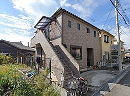 JR阪和線 和泉府中駅 徒歩17分の賃貸アパート