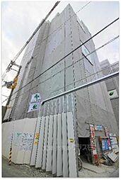 コーラルポワント難波WEST[10階]の外観