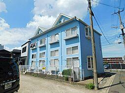 福岡県北九州市門司区梅ノ木町の賃貸アパートの外観