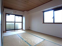 エスポワール西京極[502号室]の外観