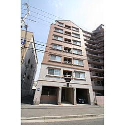 兵庫県神戸市兵庫区門口町4丁目の賃貸マンションの外観