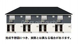 JR山陽本線 高島駅 徒歩12分の賃貸アパート