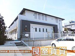 愛知県名古屋市瑞穂区平郷町3丁目の賃貸アパートの外観