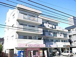 福岡県福岡市南区皿山1丁目の賃貸マンションの外観