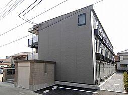 埼玉県川口市上青木4の賃貸マンションの外観