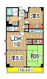 MMビル[11階]の間取り
