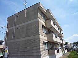 ハイツスリーゼ[1階]の外観