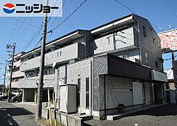 ビューネ諏訪[2階]の外観