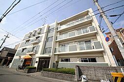 大阪府東大阪市永和1丁目の賃貸マンションの外観