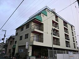 兵庫県尼崎市東難波町4丁目の賃貸マンションの外観