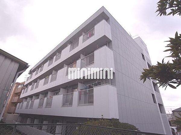 祥福マンション和泉[3階]の外観