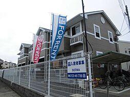 大阪府門真市打越町の賃貸アパートの外観