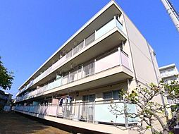 ブレイングコート南柏 B棟[1階]の外観
