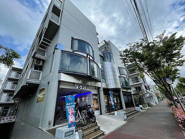 キューブ芦屋 4階の賃貸【兵庫県 / 芦屋市】