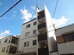 兵庫県神戸市長田区久保町9丁目の賃貸マンションの外観