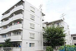 岡山県倉敷市船穂町船穂丁目なしの賃貸マンションの外観