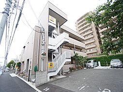 兵庫県伊丹市千僧4丁目の賃貸マンションの外観