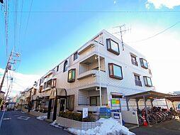 東京都西東京市下保谷5丁目の賃貸マンションの外観