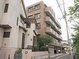 大阪府摂津市昭和園の賃貸マンションの外観