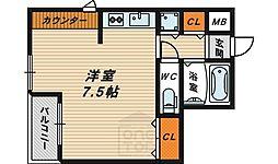 DEVELOP[7階]の間取り