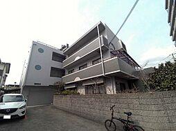 兵庫県芦屋市打出小槌町の賃貸マンションの外観