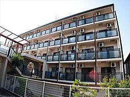 クリークサイドマンション A棟[2階]の外観