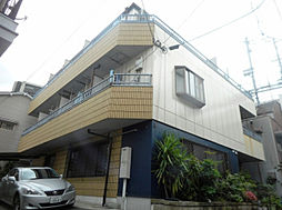 舞風恋人[3階]の外観