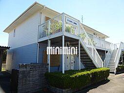 愛知県岩倉市神野町又市の賃貸アパートの外観