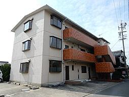 愛知県知多郡武豊町字里中の賃貸マンションの外観